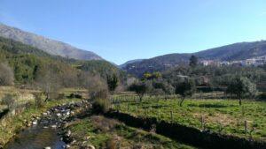 Cortes de Baixo - Natureza e Riacho
